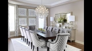 Dining Room Makeover - Kimmberly Capone Interior Design