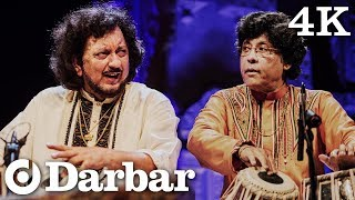 Kings of Tabla Duet | Kumar Bose & Anindo Chatterjee | Music of India