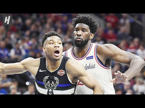 Milwaukee Bucks vs Philadelphia 76ers - Full Highlights | December 25, 2019 | 2019-20 NBA Season