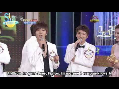 [ENGSUB] 090402 5ong B4ttle Super Junior (1/7)