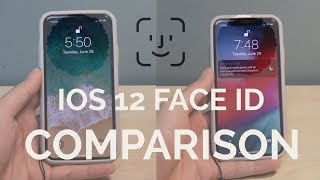 Is Face ID Faster on iOS 12?