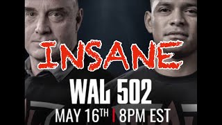 One INSANE Night! We Give Our Predictions For WAL 502!