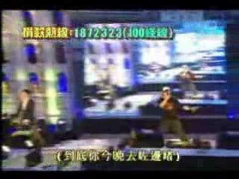 Eason陳奕迅&張學友 - 頭髮亂了