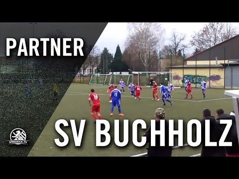 SV Buchholz - SC Borsigwalde (Bezirksliga, Staffel 2) - Spielszenen | SPREEKICK.TV