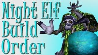 Warcraft 3 Night Elf Build Order