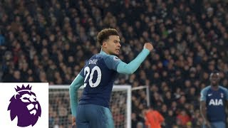 Dele Alli heads in equalizer for Tottenham against Fulham | Premier League | NBC Sports