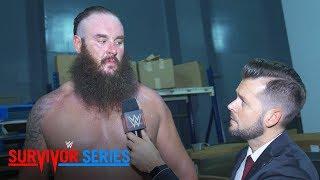 Braun Strowman lanza un aviso al roster de Raw