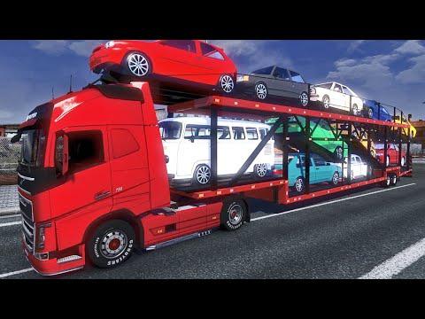 Cegonha Brasileira - Euro Truck Simulator 2