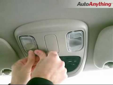 How To Install Dome Lights On A Dodge Ram 2500 Quad Cab