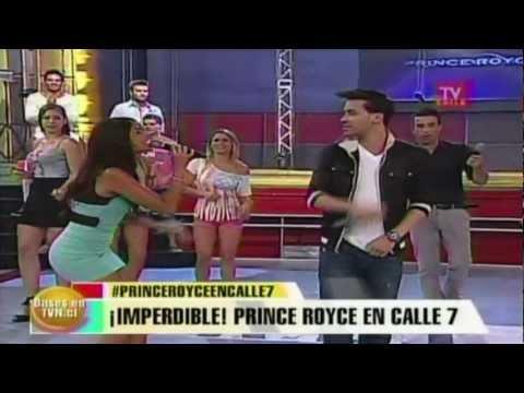 Prince Royce - Presentacion en Calle 7