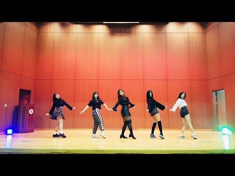 2017.11.30. 피카부. cover dance.