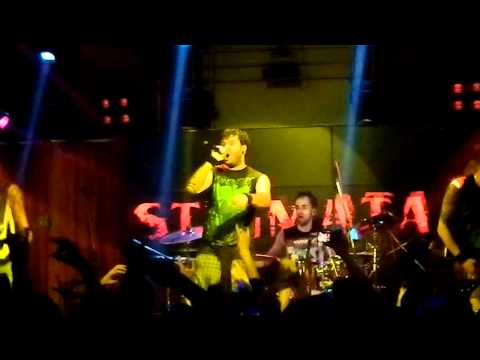 STIGMATA - Цена твоей жизни (LIVE 26.10.2011 Ivanovo)