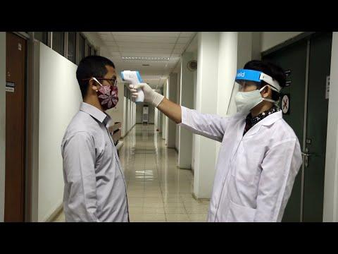https://www.youtube.com/watch?v=gY3QQx8IDt8Tips Penggunaan Thermogun Klinik untuk Mengukur Suhu Tubuh