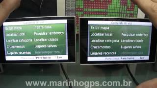 Garmin Nuvi 3597 LMT Comando de voz - Marinho GPS
