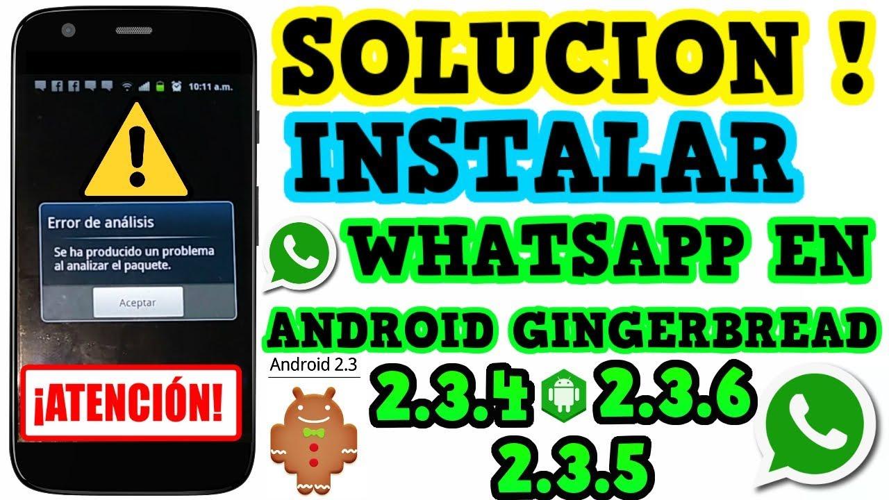 Whatsapp download 2.3 5