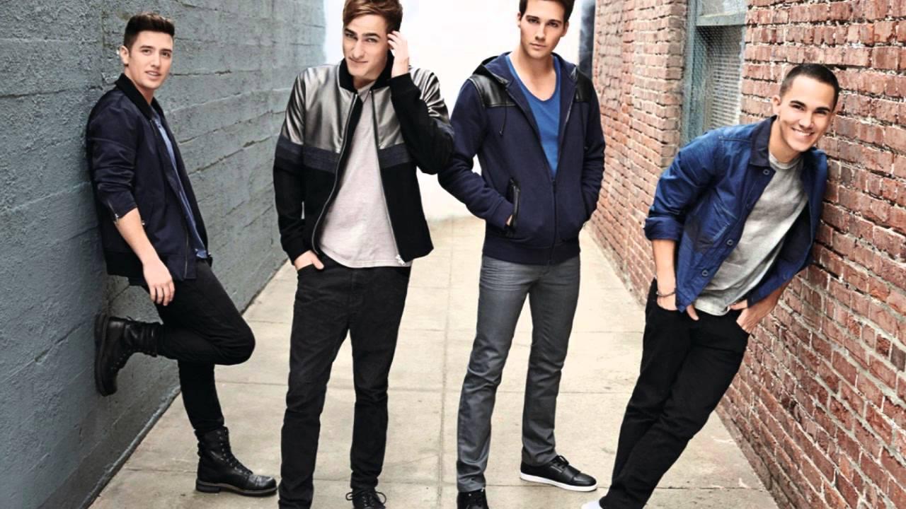 Big Time Rush New Music 2015