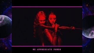 Grimes - We Appreciate Power (Lyric Video)