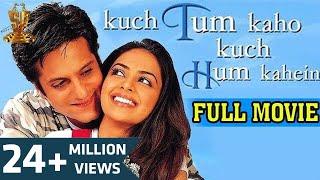 Kuch Tum Kaho Kuch Hum Kahein Full Movie | Fardeen Khan | Richa Pallod | Ravi Shanar | D Ramanaidu