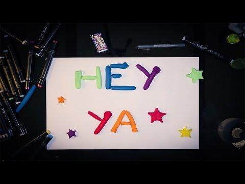Outkast - Hey Ya (lyrics)