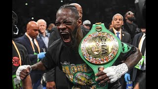 POOR SHOWTIME VIEWS FOR DEONTAY WILDER vs DOMINIC BREAZEALE?!!