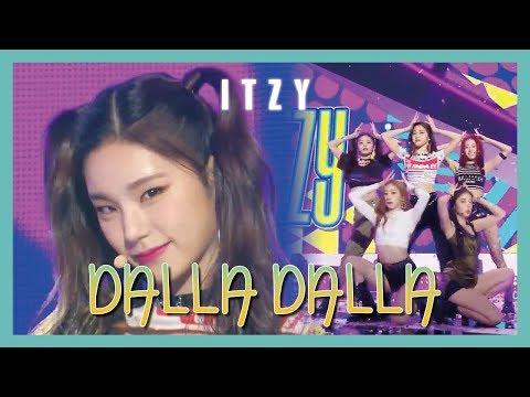 [HOT] ITZY - DALLA DALLA ,  있지 - 달라달라  Show Music core 20190302
