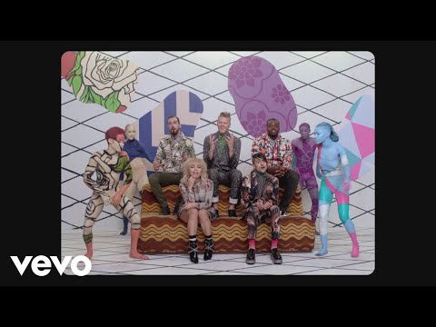 Pentatonix ft. Tink - Cant Sleep Love (Remix)