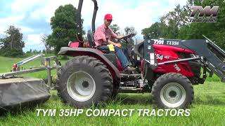 TYM 35HP Compact Tractors