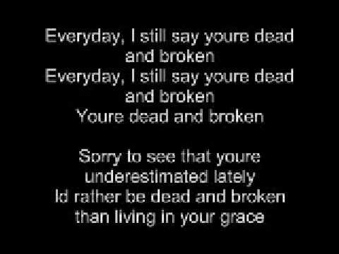 Dead And Broken