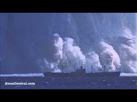 Underwater Nuclear Burst