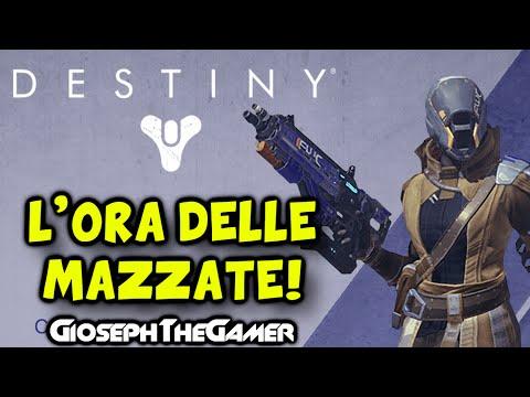 Destiny | MULTIPLAYER ITA | E' l'ora delle Mazzate! [w/Facecam] HD ITA By GiosephTheGamer