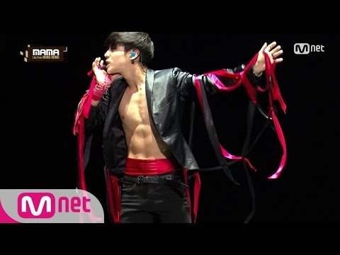 [2016 MAMA] TAEMIN - Guess Who + Soldier + Goodbye