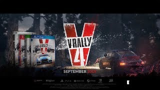 V-Rally 4 - Hillclimb Trailer