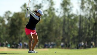 Marina Alex Highlights Round 3 2018 CME Group Tour Championship