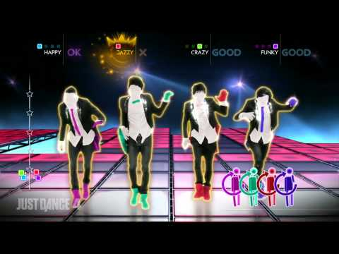 One Direction - What Makes You Beautiful | Just Dance 4 | Gameplay