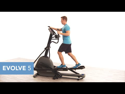 video Horizon Fitness Evolve 5 Elliptical Trainer