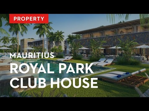 Mauritius - Royal Park - Club House