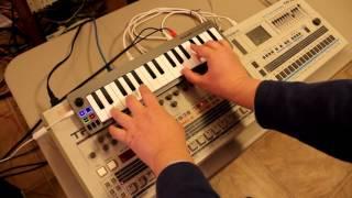 House & Techno patterns