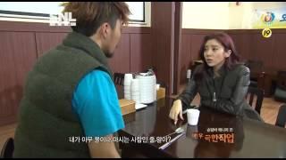 [20121020] Son Dam Bi (손담비) - SNL (4)