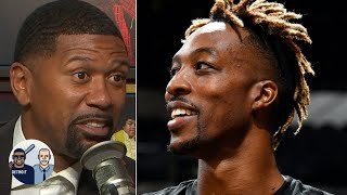 Jalen Rose on new-look LeBron and Dwight Howard on the Lakers | Jalen & Jacoby
