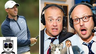 Men in Blazers: Rory McIlroy traces Man United history | NBC Sports