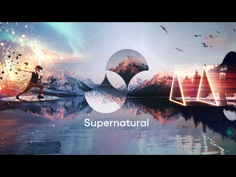 """""""Supernatural,"""" the world's first membership-based, full-body fitness service for virtual reality."""
