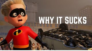 Incredibles 2 Blows Ass- Drxhenry