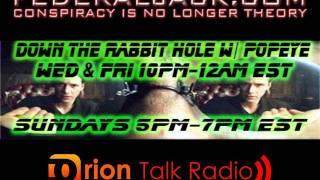 Down The Rabbit Hole w/ Popeye (10-28-2011) Mark Passio: The Dark Occult, Satanism & More