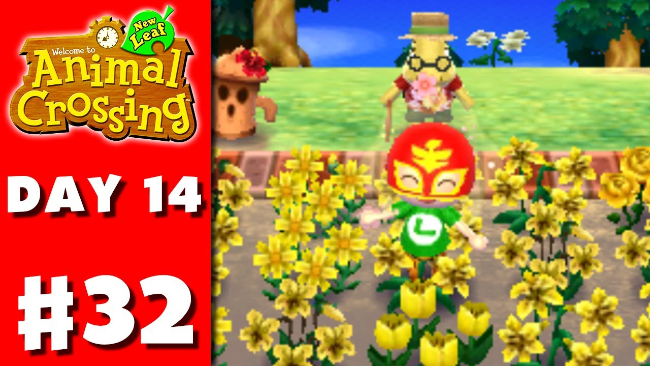 Animal Crossing: New Leaf - Part 32 - Official Tours ...