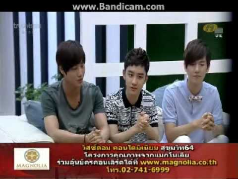 120729 EXO-K visited AF9 Part 1