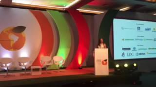 Master of ceremonies - Renata Maron