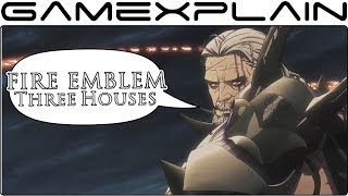 Fire Emblem: Three Houses - Reveal DISCUSSION w/ RogersBase