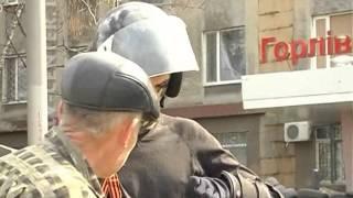 """""""Расстрел"""" милиционеров в Горловке"""
