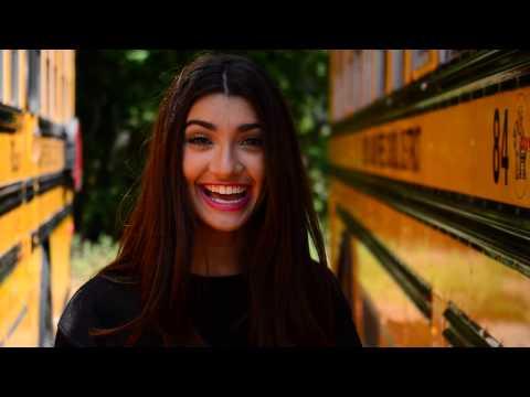 Meet the model - Paige