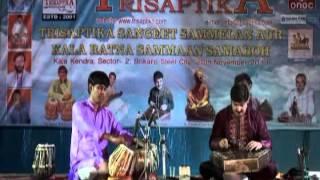 Sandip Chatterjee - Santoor Recital by Sandip Chatterjee Raga Rageshree (Rupak- Maddhalaya)
